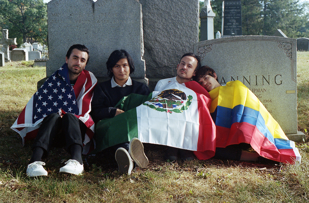 With Colombian and Mexican Roots, Native Sun is Giving Rock a Much-Needed Kick