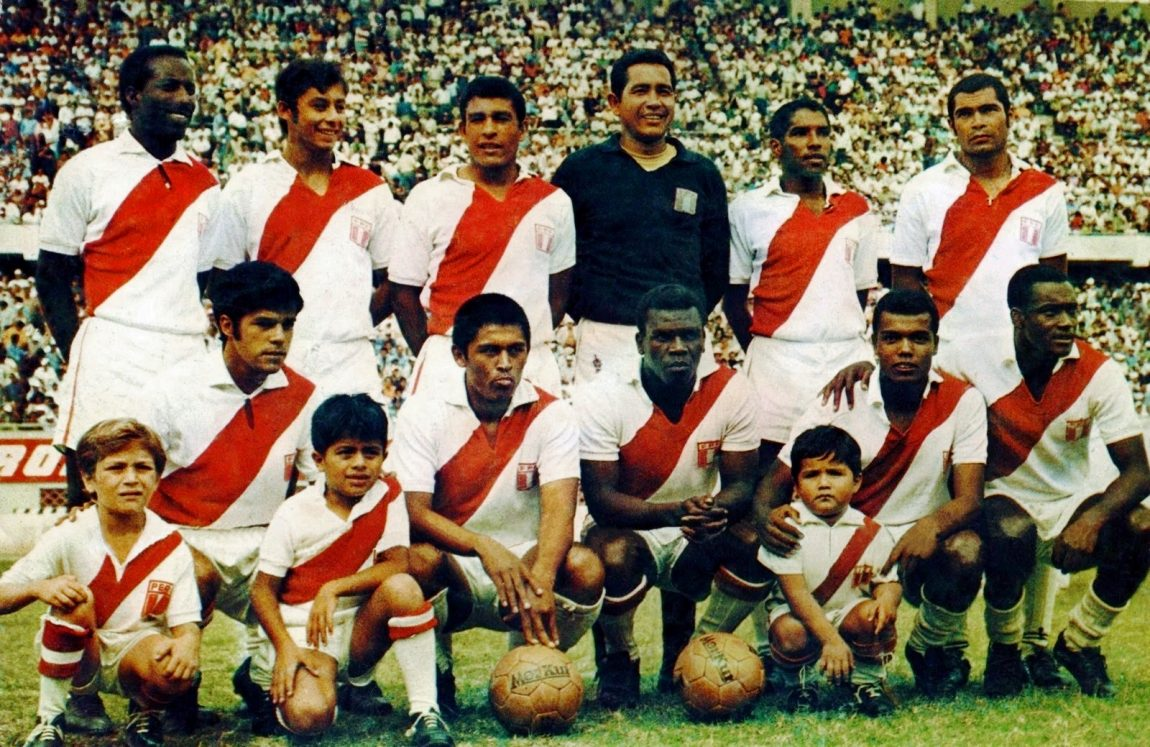 dcd5e712267 Once Voted Best Kit in the World, Peru's Iconic Jerseys Might Finally  Return to the World Cup
