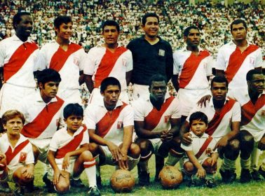 Once Voted Best Kit in the World, Peru's Iconic Jerseys Might Finally Return to the World Cup
