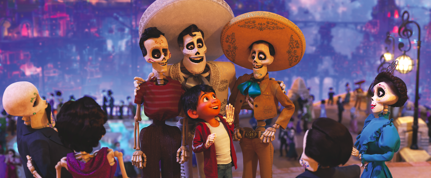 Pixar's 'Coco' Inspired So Many Halloween Costumes This Year