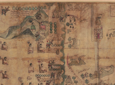 This Intricate, 400-Year-Old Nahuatl Map of Mexico Is Now Available Online