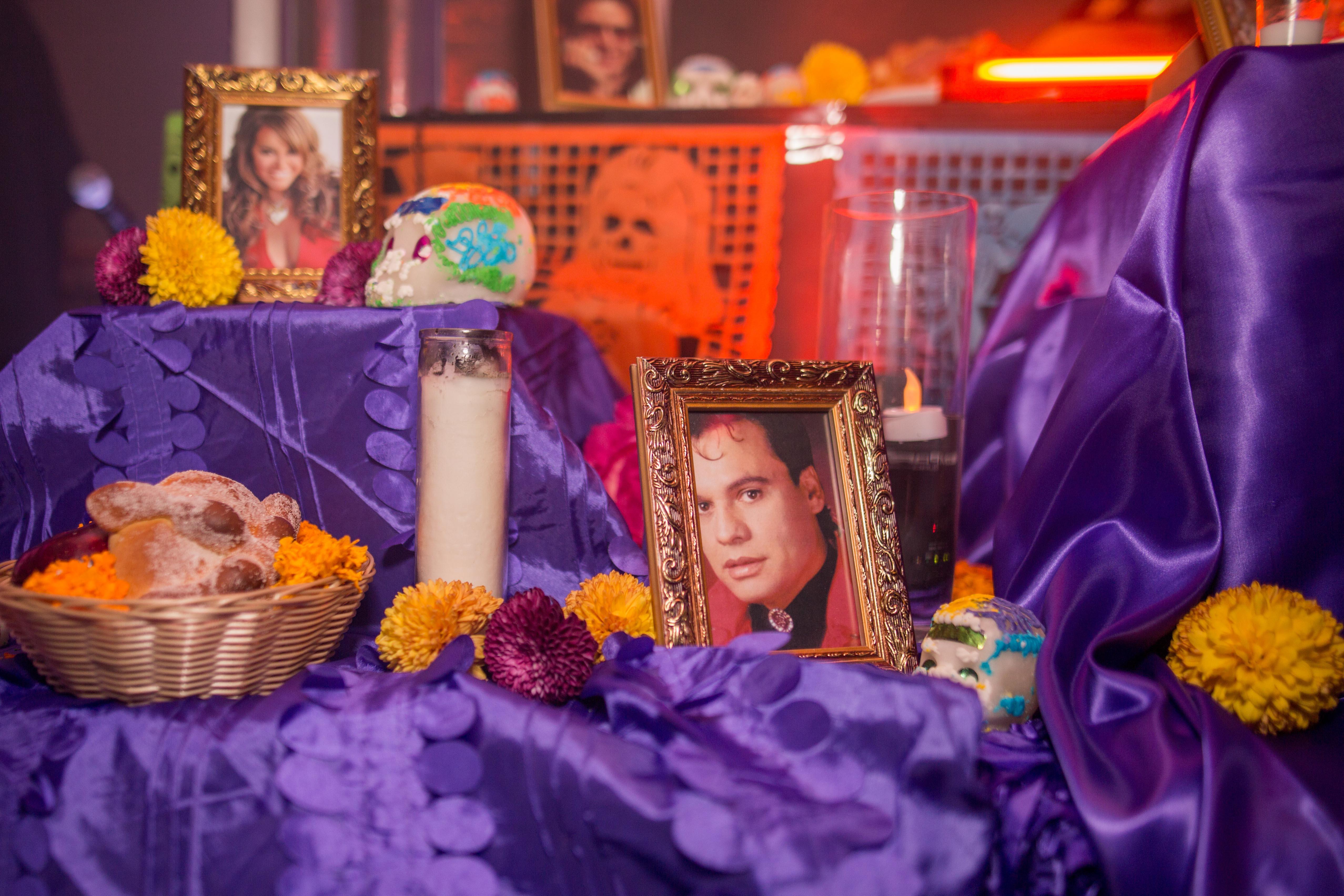 PHOTOS: Riobamba, Santa Muerte, and DJ Python Take Over Remezcla HQ for a Día de Muertos Throwdown