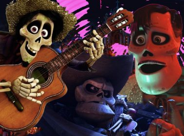 The Cast of 'Coco' On Who They'd Love to Hang Out With in the Land of the Dead