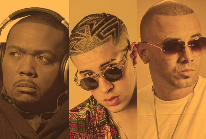 """Wisin's Collab With Timbaland & Bad Bunny """"Move Your Body"""" is a Reggaeton EDM Tidal Wave"""