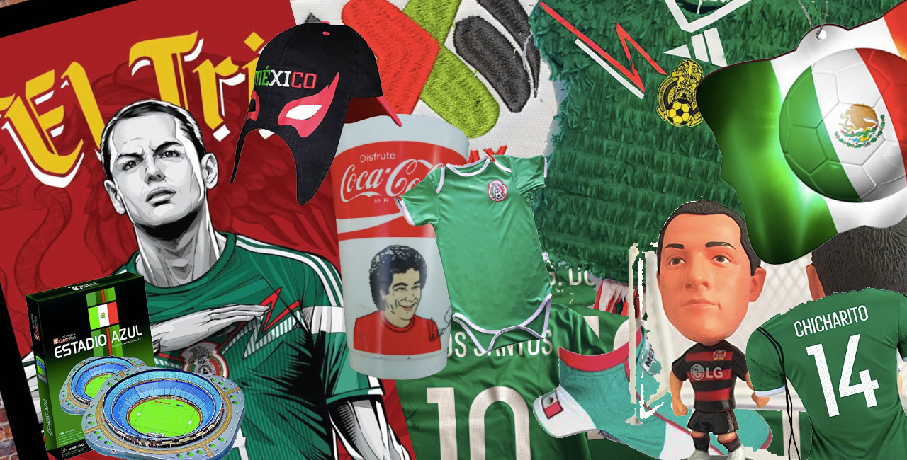 12 Pieces of Mexico Merch That Every El Tri Fan Needs