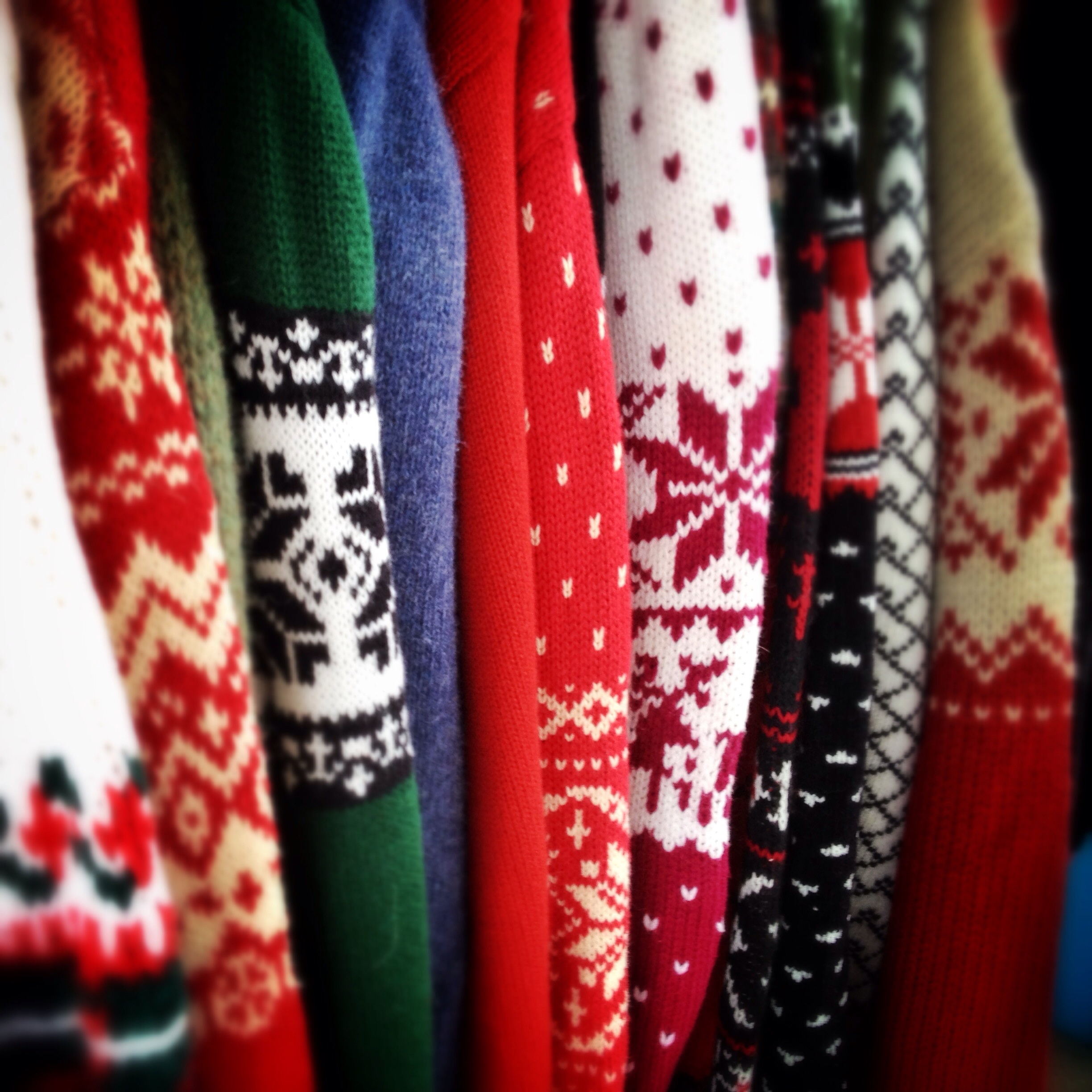 """5 """"Ugly"""" Christmas Sweaters That Will Bring You Joy"""