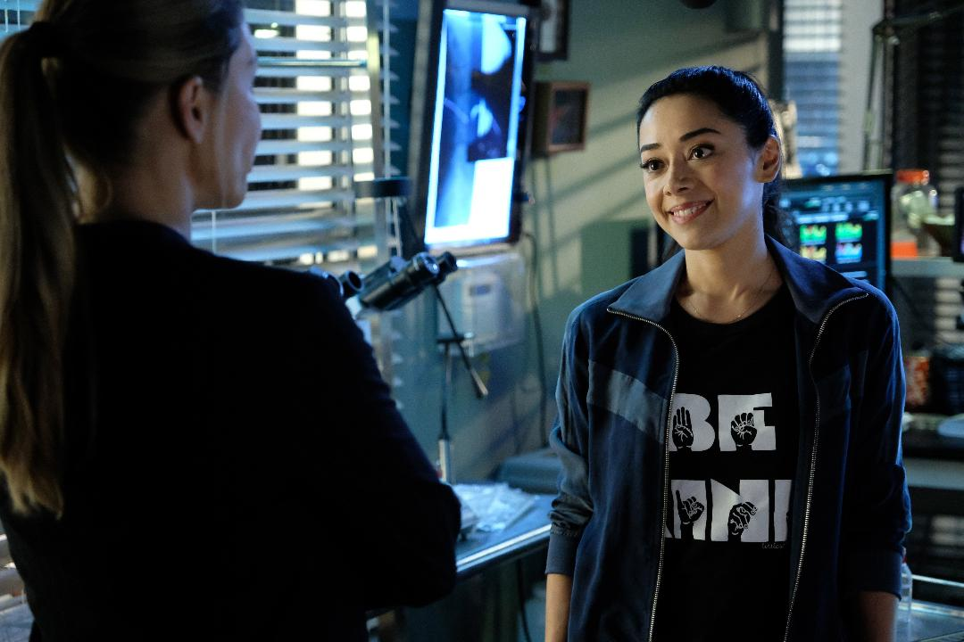 "'Lucifer' Actress Aimee Garcia on Her Inspiring Character, Creating a ""Latina Mafia"" in Hollywood"