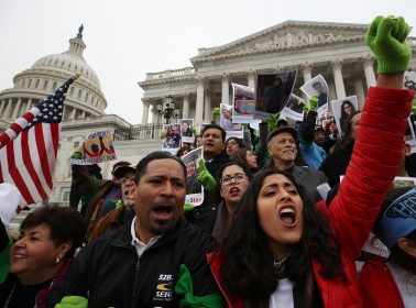 Leaving the Perfect DREAMer Narrative Behind: The Immigrant Rights Movement in Trump's America