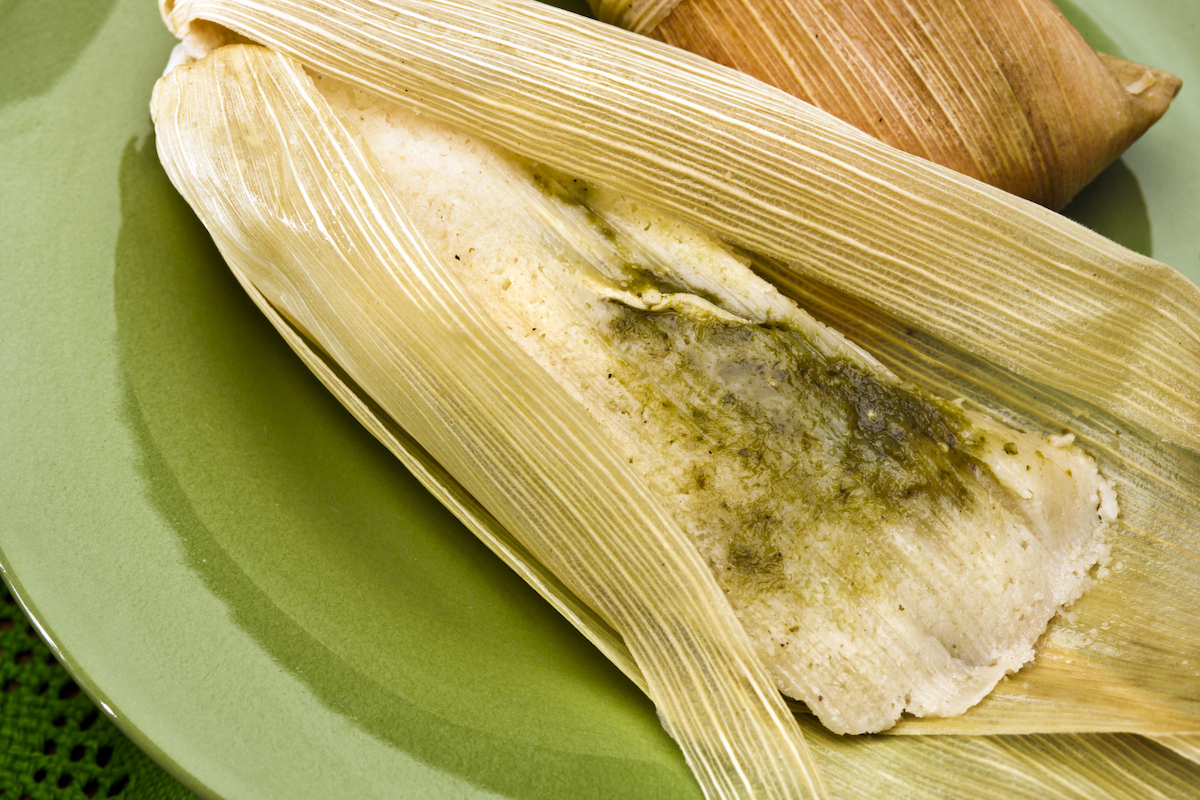 A PSA: Please Remove the Husks Before You Eat Tamales