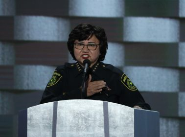 Lupe Valdez May Make History as Texas' First Openly Gay and First Latina Governor