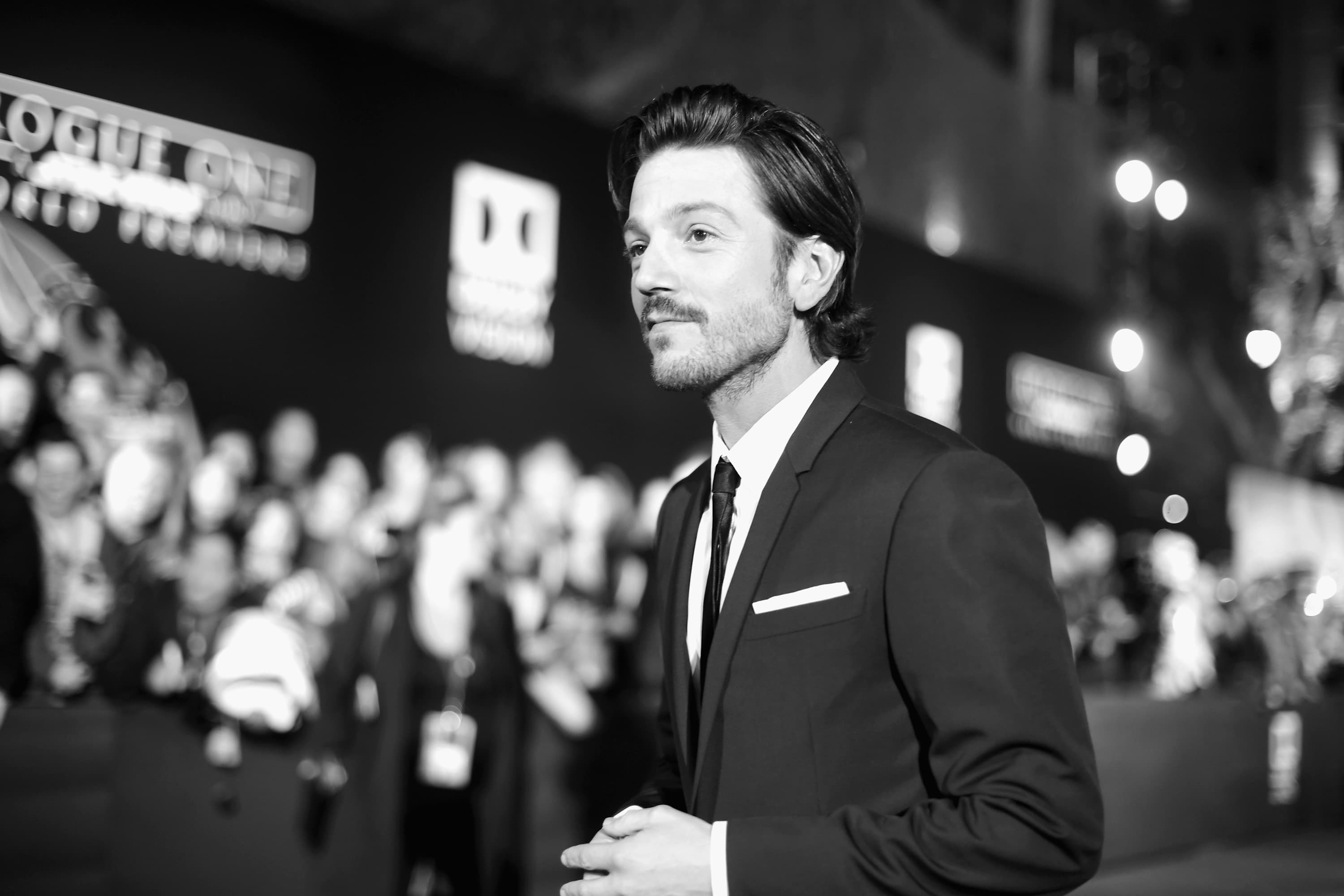 Diego Luna Was in New York Filming Scenes for Barry Jenkins' Follow Up to 'Moonlight'