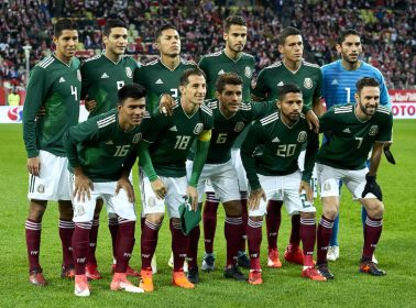 El Tri Allegedly Invited 30 Escorts to Pre-World Cup Party
