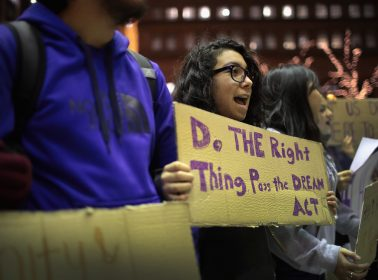 We Spoke to 3 Activists Who Risked Arrest & Deportation to Fight for a Clean DREAM Act