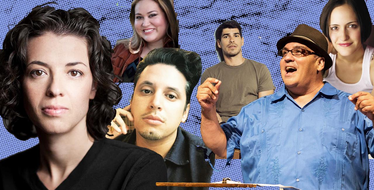Gays latinos teatro drama
