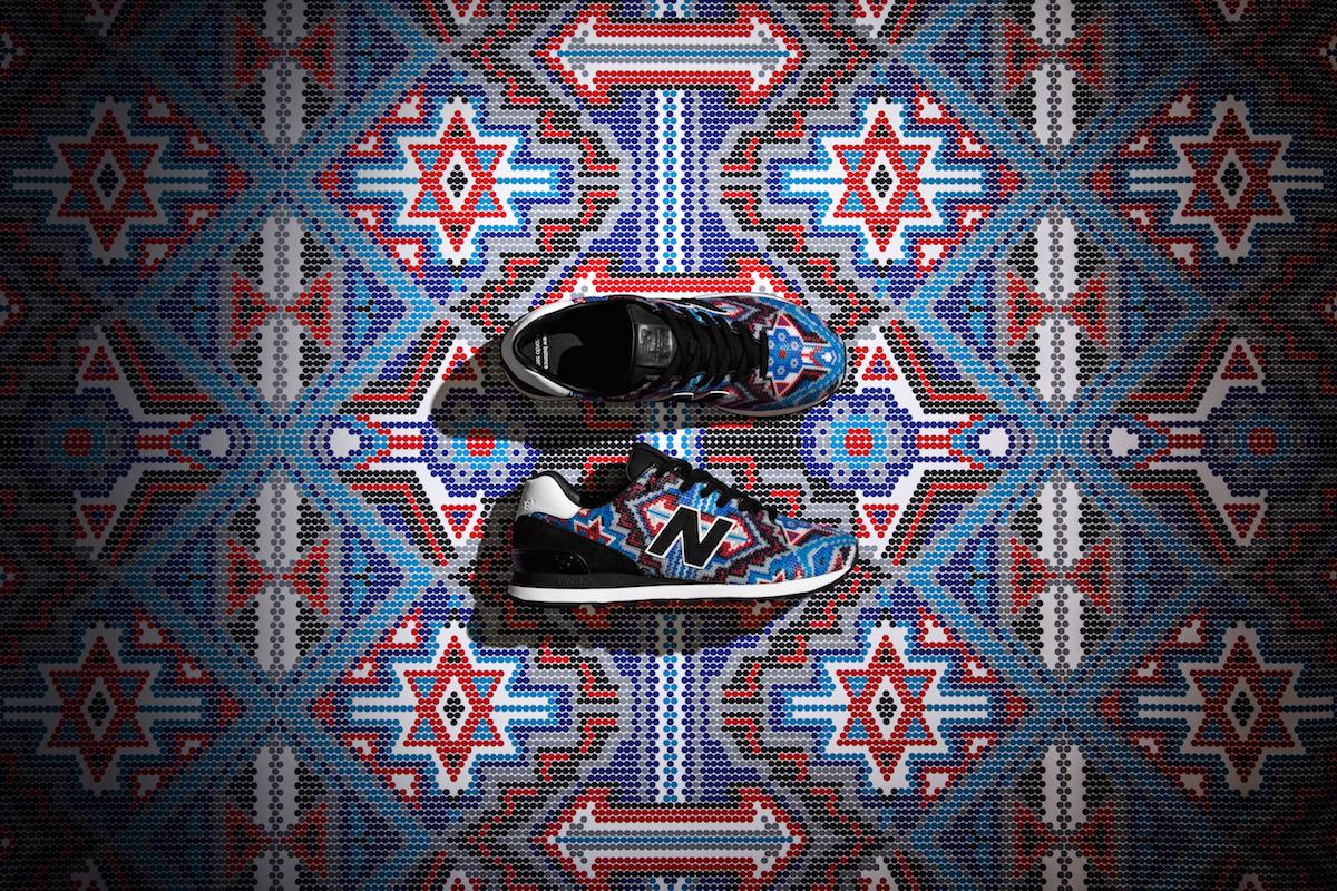 You Can Finally Buy Mexican Designer Ricardo Seco's Epic Huichol-Inspired New Balances
