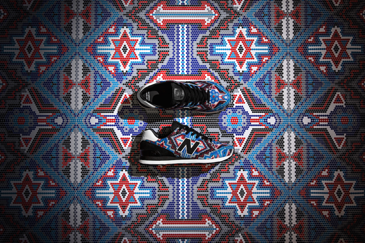 You Can Finally Buy Mexican Designer Ricardo Seco's Epic Huichol-Inspired New Balances