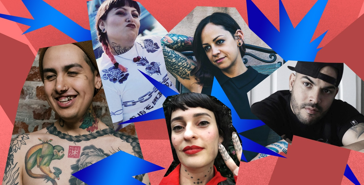 5 Incredible Latino Tattoo Artists You Should Know