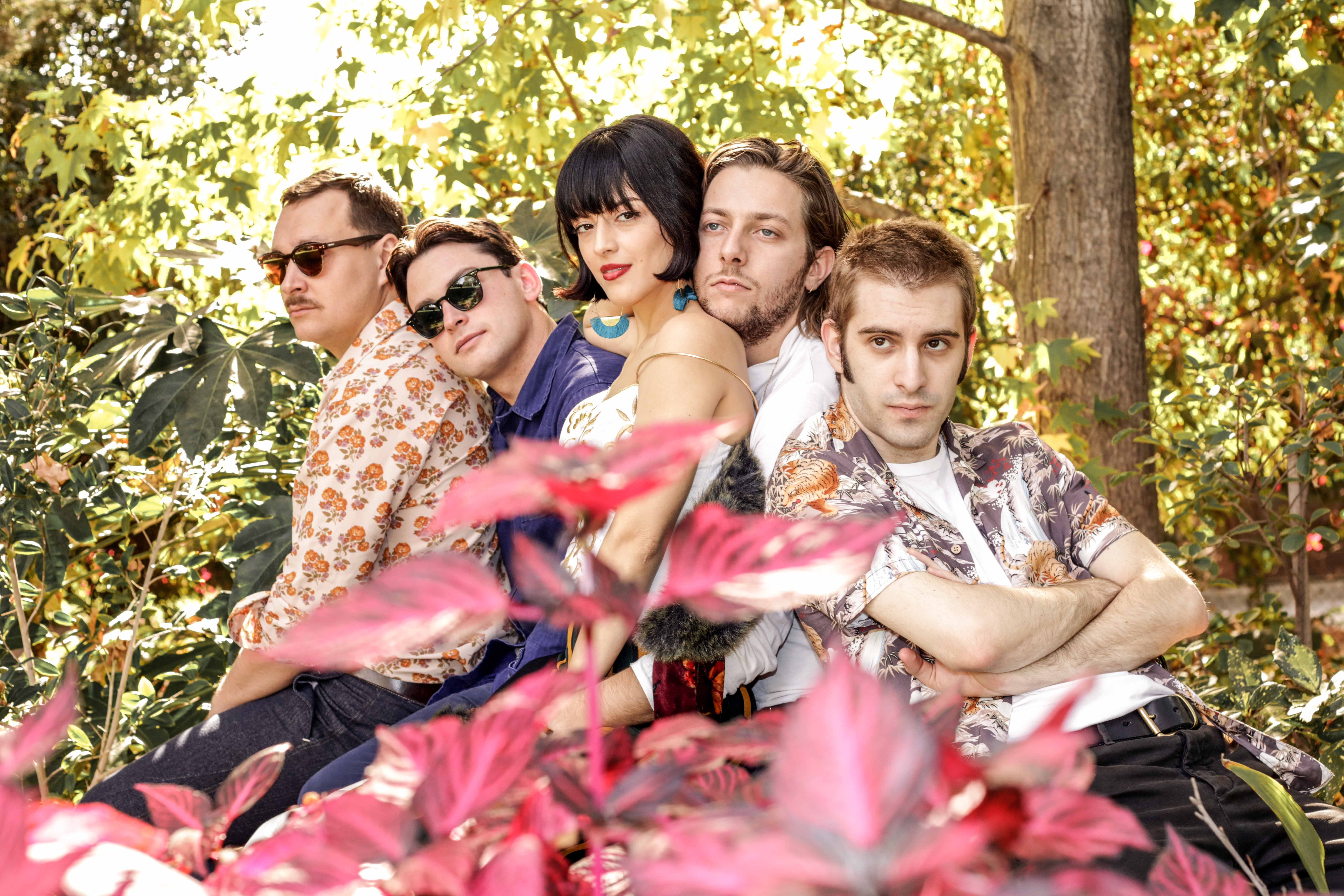 Meet The Marías, the Los Angeles Band Making Dreamy Vintage Pop for Lazy Pool Days