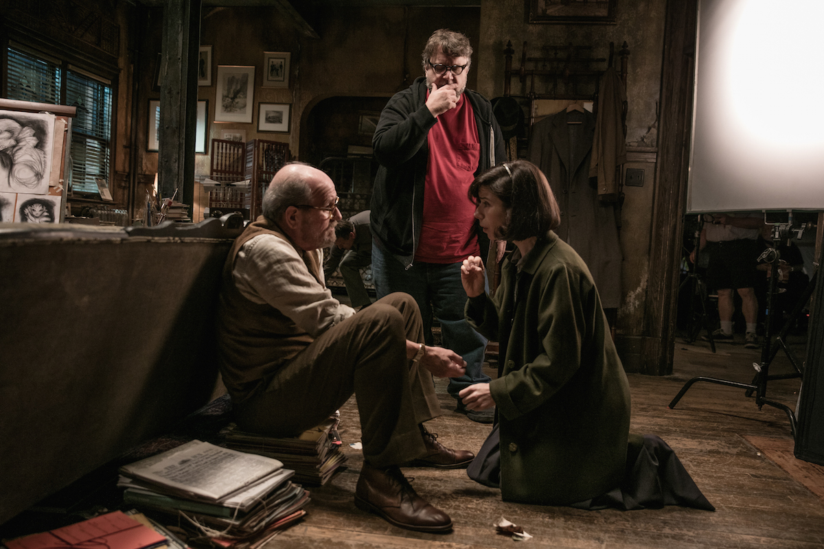 REVIEW: Guillermo del Toro's Latin American Monster in 'The Shape of Water' Is a Powerful Pro-Immigrant Statement