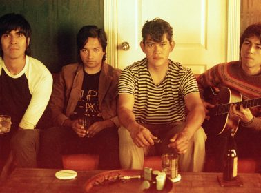 """If You Need a Pick-Me-Up, Check Out The Tracks' Garage Rock Blast """"Hanging On"""""""