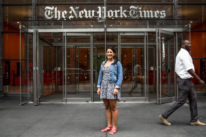 In New York, Young Venezuelan Ex-Pats Build a Home Away From