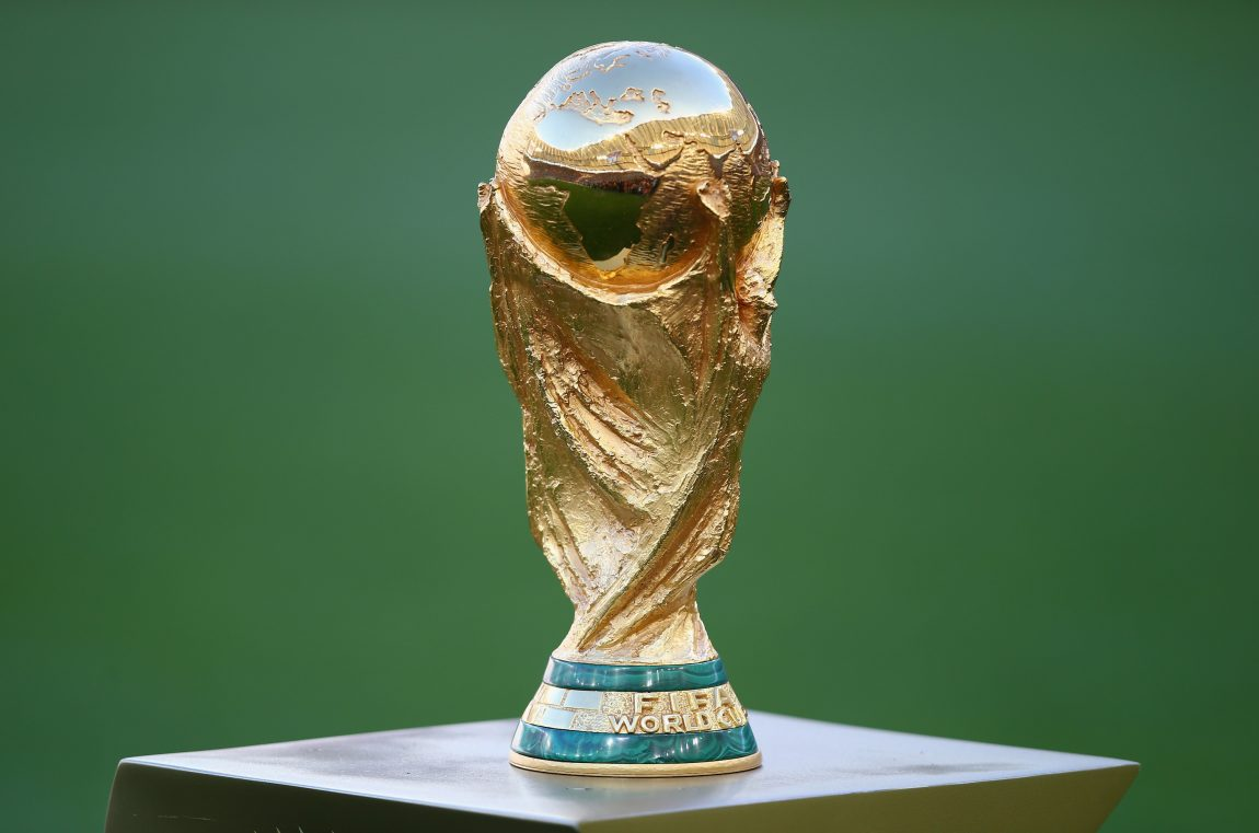 Favourable World Cup draws for Russian Federation  and England