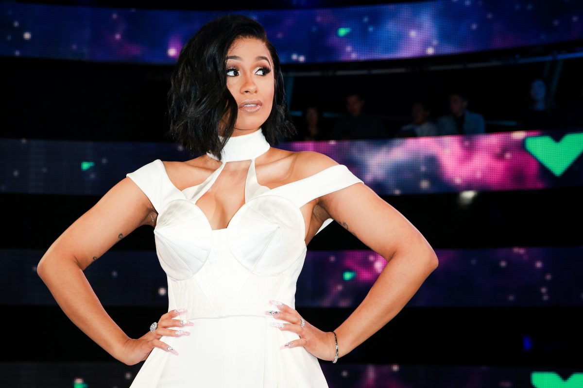 """Cardi B Explains Why She Called Herself """"the Trap Selena"""" on """"Motor Sport"""""""