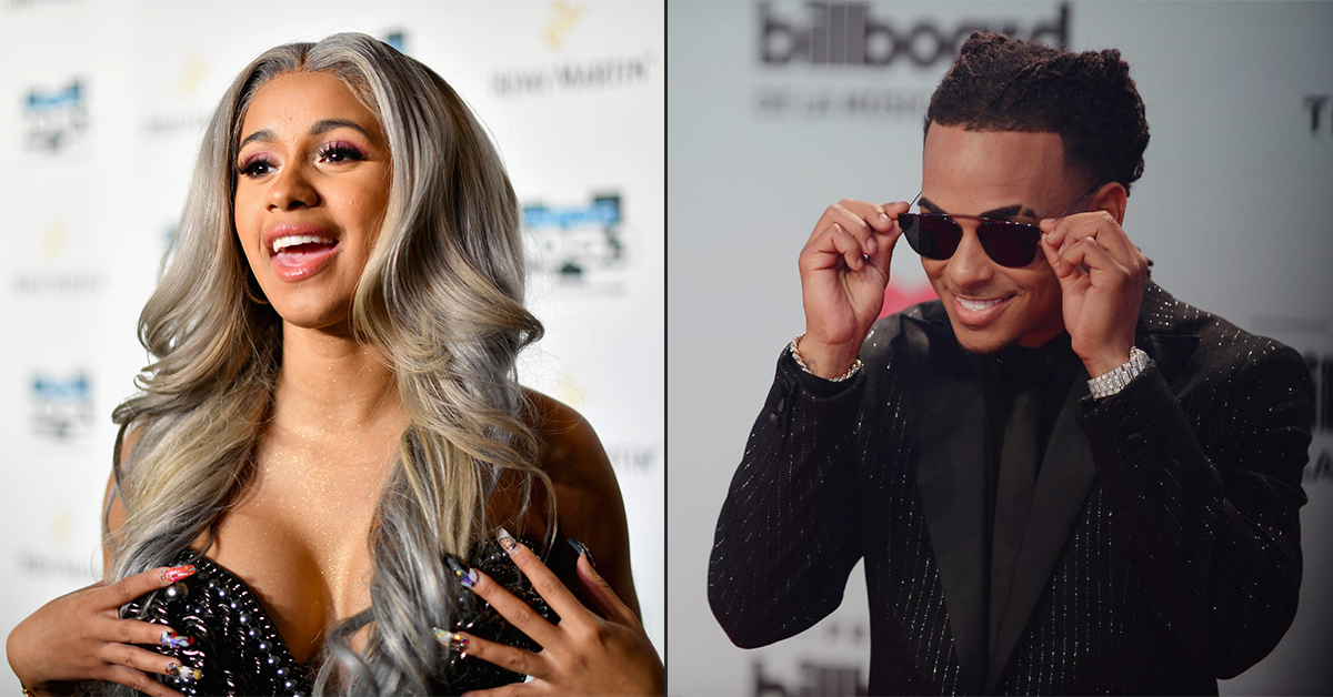 """Cardi B Singing: This Is How Ozuna Gave Cardi B The Courage To Sing On """"La"""