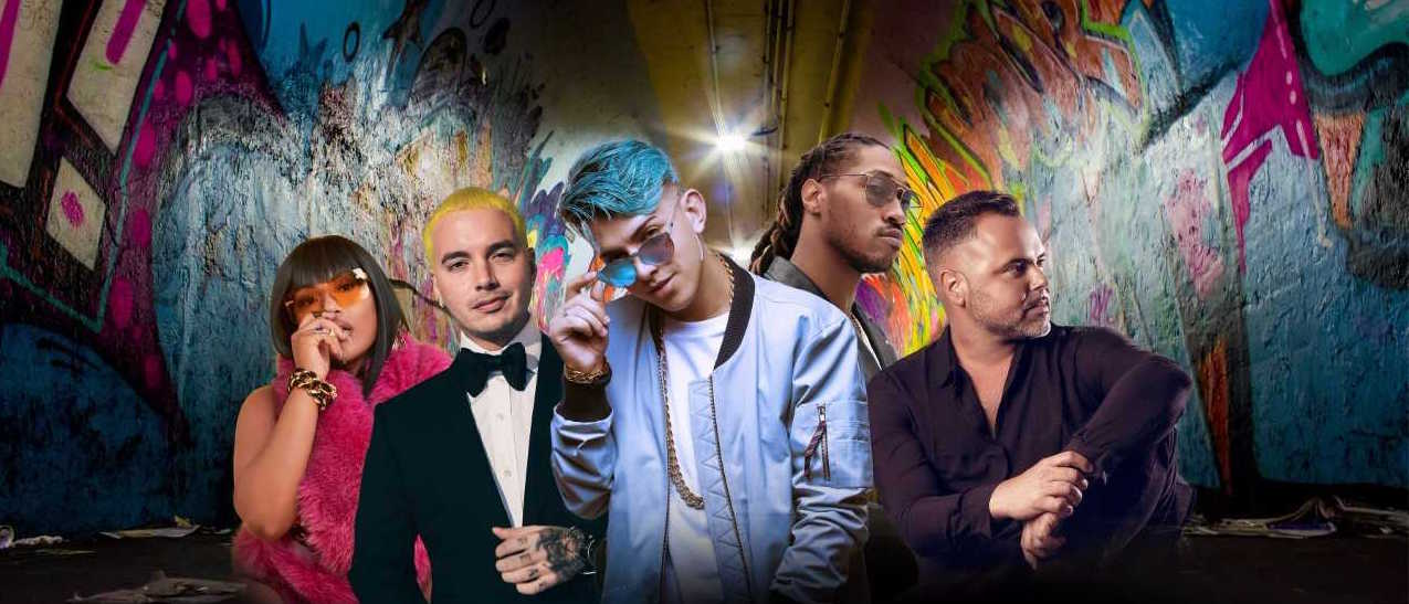 "The Remix of MC Fioti's ""Bum Bum Tam Tam"" Features an All-Star Squad of J Balvin, Future & More"