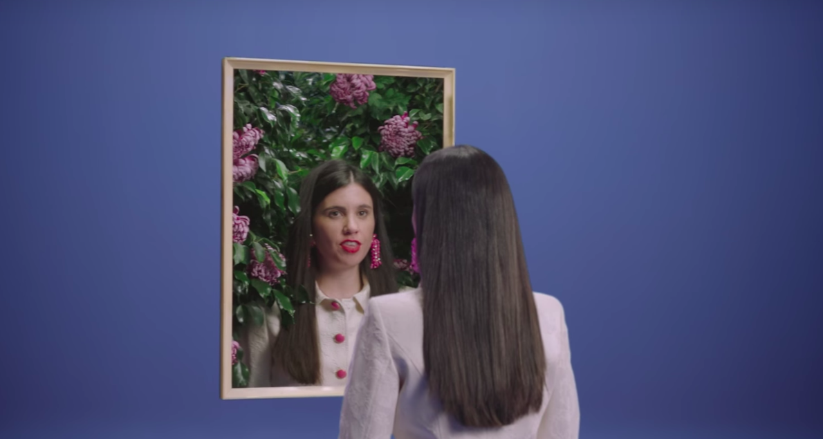 "Javiera Mena Travels Through Different Dimensions in the Bold, Surreal ""Dentro de Ti"" Video"