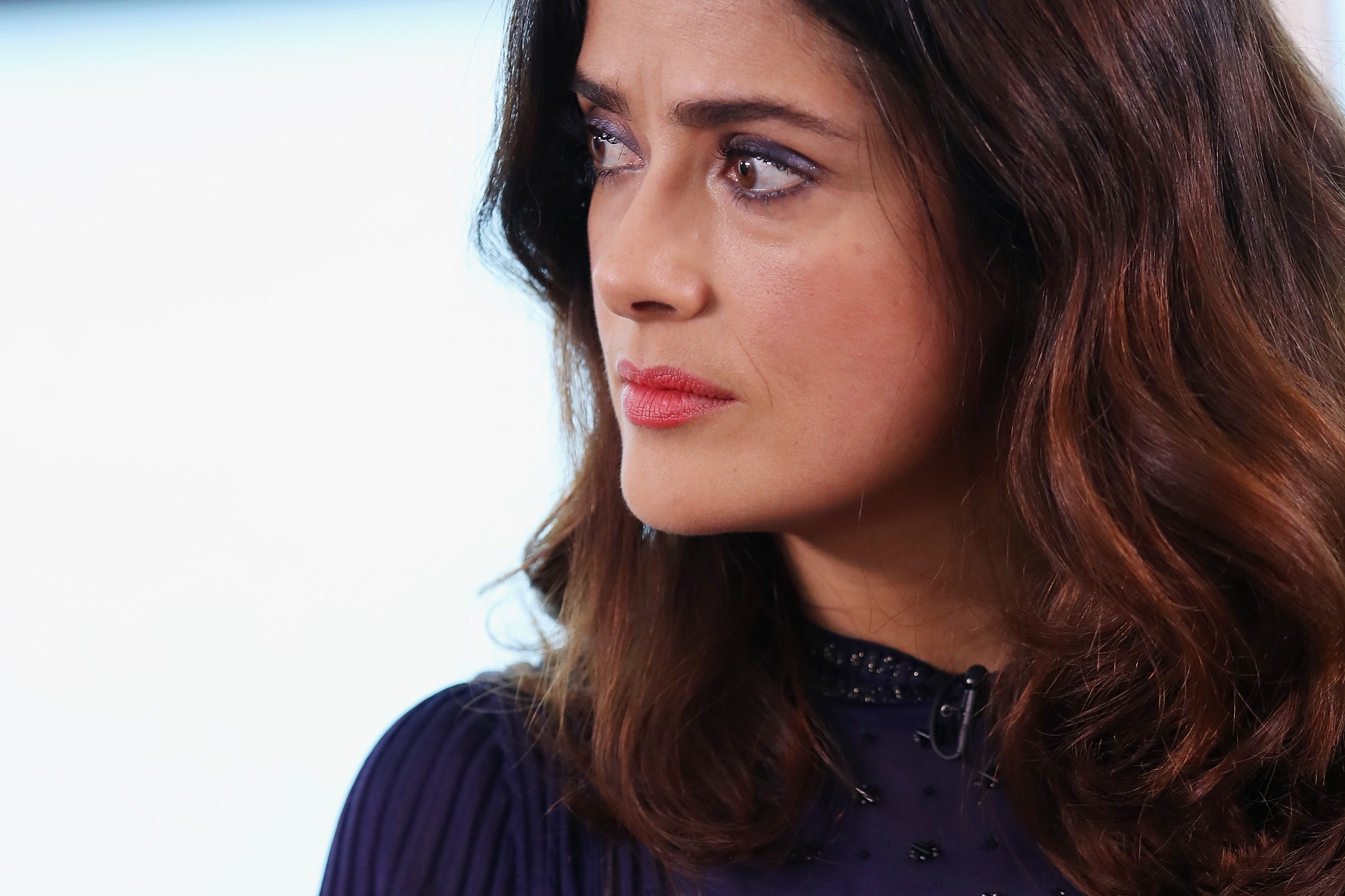 Salma Hayek Details Horrifying Sexual and Verbal Abuse by Harvey Weinstein in NYT Op-Ed