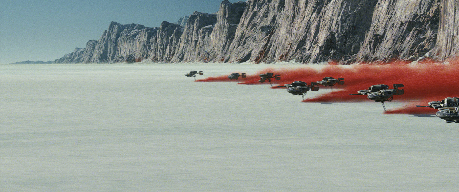 The Breathtaking Bolivian Salt Flats Play an Important Role in 'Star Wars: The Last Jedi'