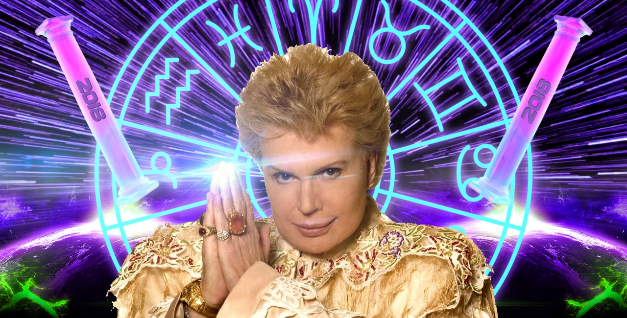 Walter Mercado on the Best Ways to Ring in the New Year, According to Your Astrological Sign