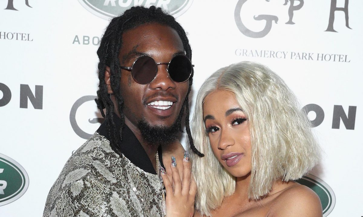 Cardi B and Offset Got Married in a Secret Ceremony Last Year