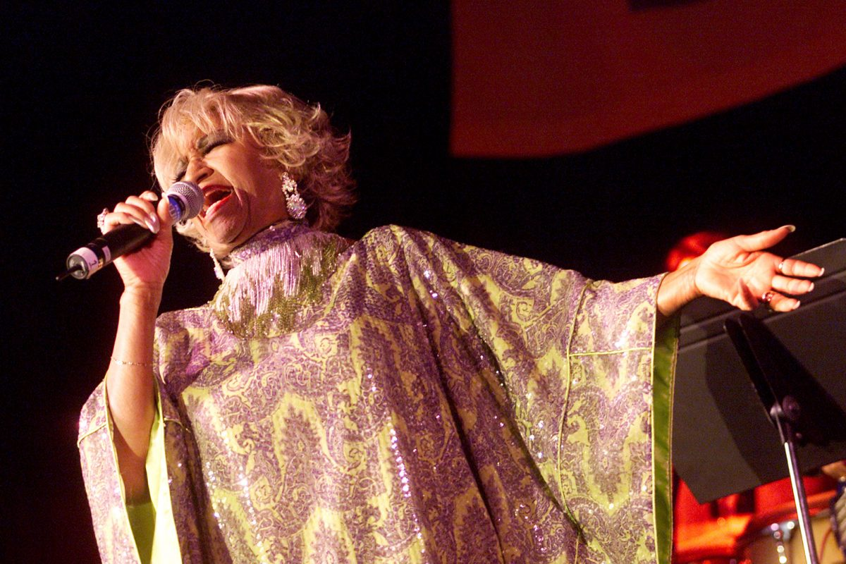 Celia Cruz's Life and Legacy to Be Honored in New Musical