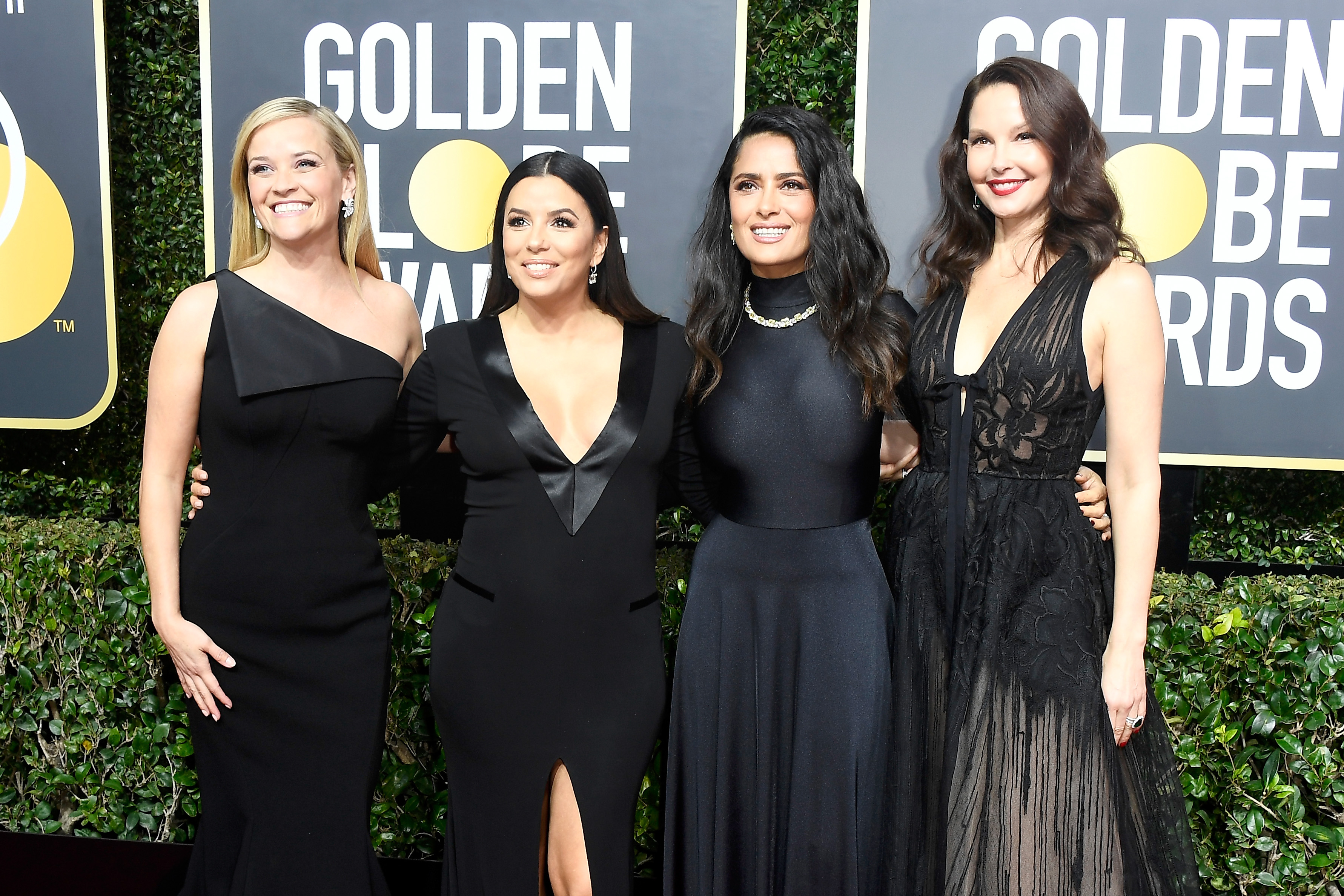 Women Stand Up, Guillermo del Toro & 'Coco' Win Big, & Other Memorable Golden Globes Moments