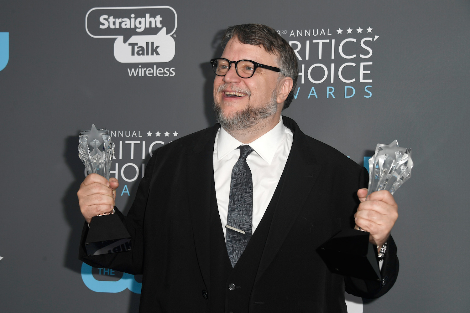 Guillermo del Toro Is Racking Up Nominations For Every Award Possible for 'The Shape of Water'