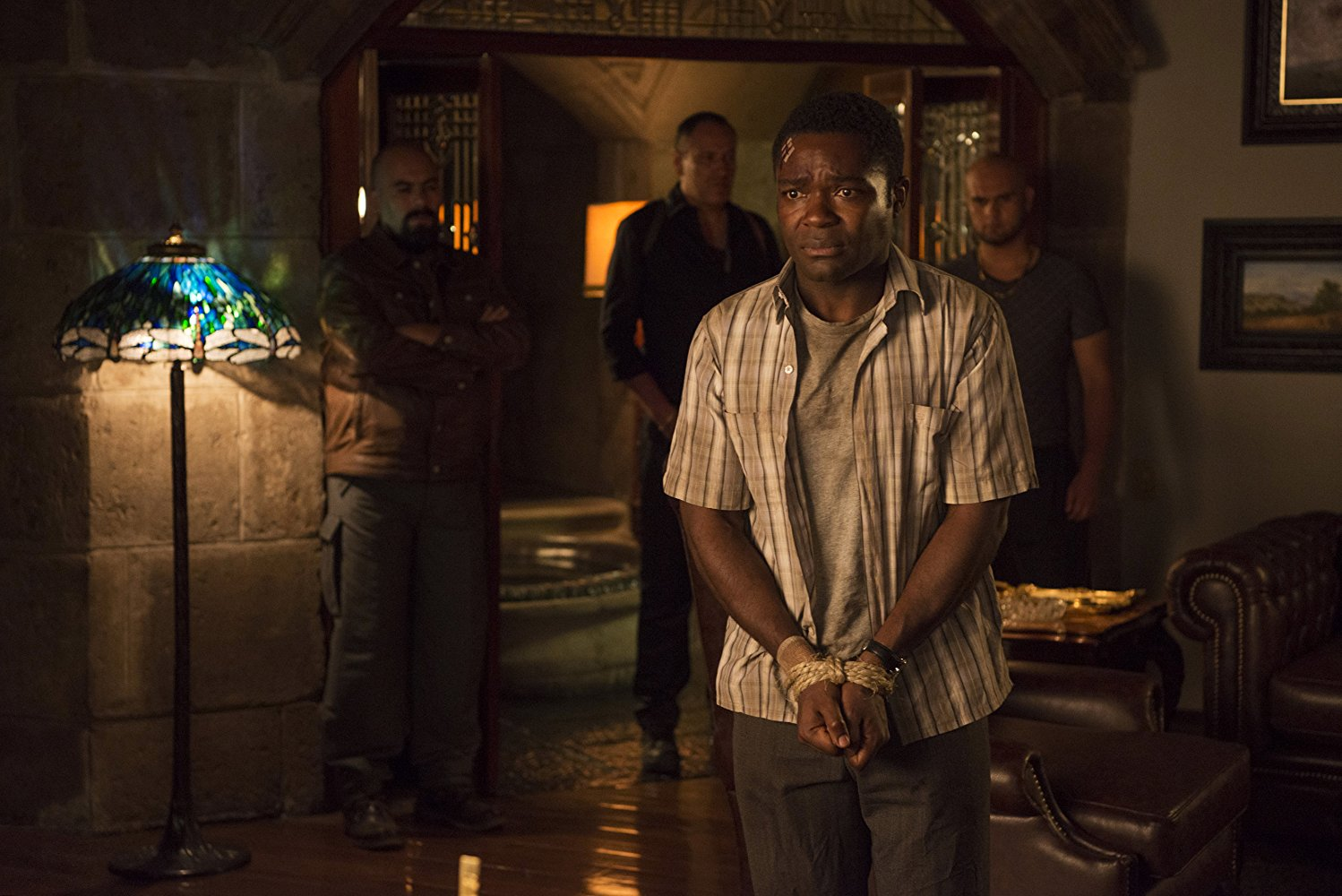 Action-Comedy 'Gringo' Isn't a Total Garbage Fire, But It's Still Offensive to Mexicans