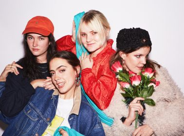 "Hinds Flex Their Fútbol Skills in ""New for You"" Video, Announce Second Album"
