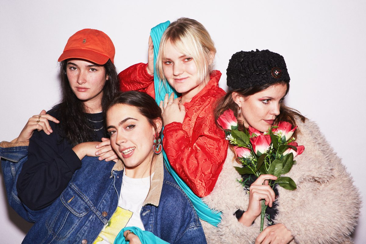 """Hinds Flex Their Fútbol Skills in """"New for You"""" Video, Announce Second Album"""
