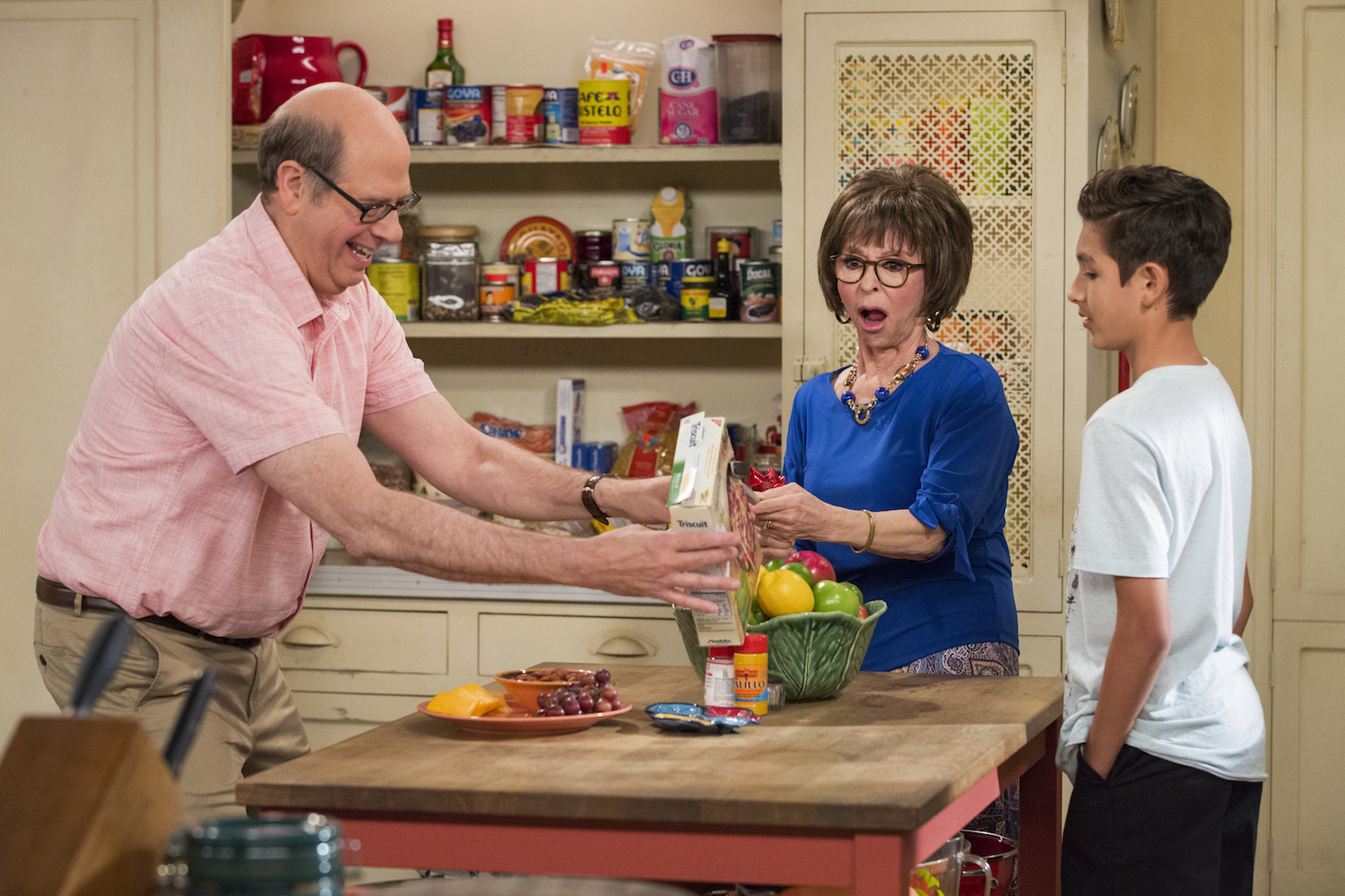 What It's Like to Attend a Live Taping of Netflix's 'One Day at a Time'