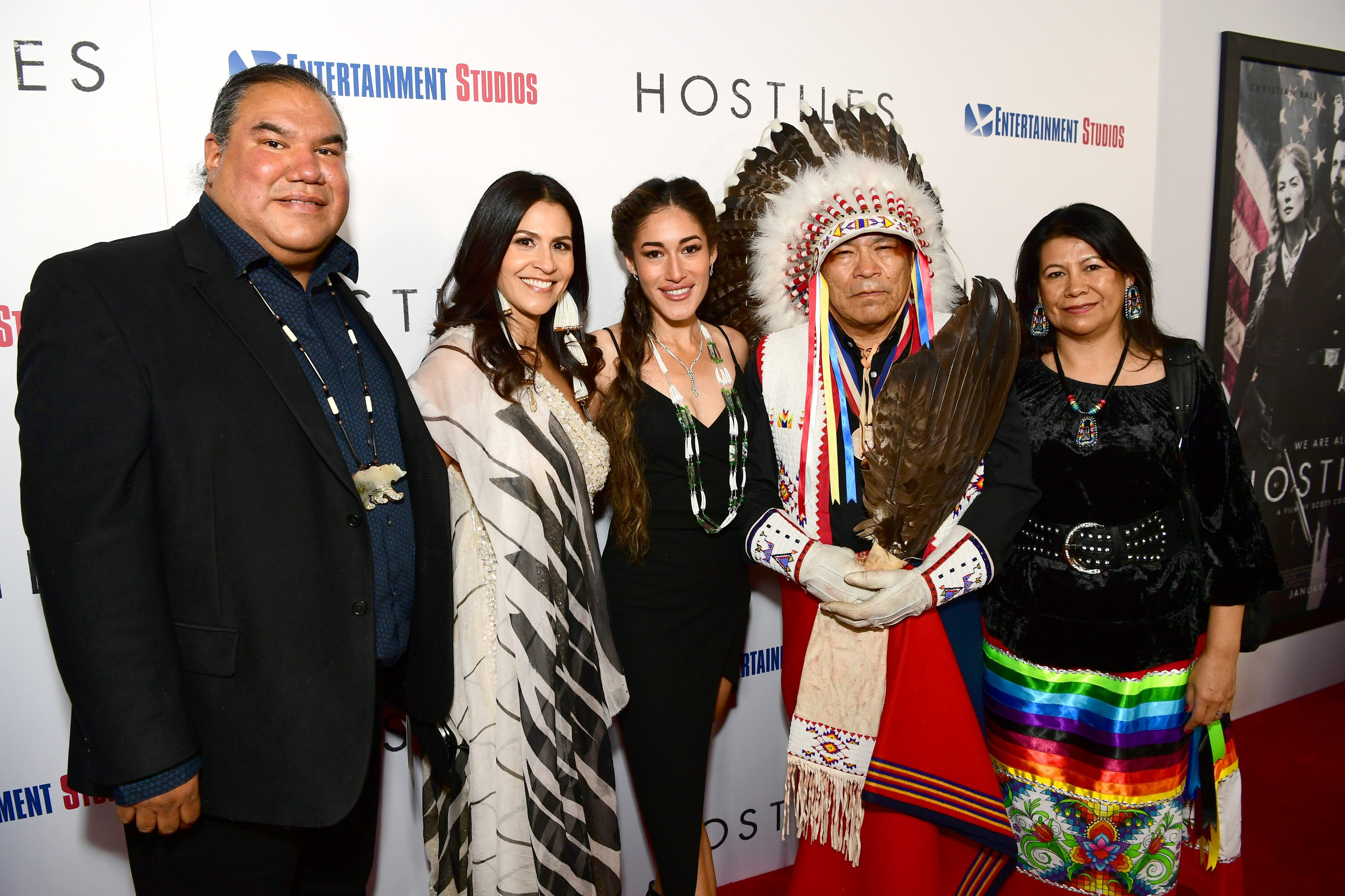 Peruvian Actress Q'orianka Kilcher: There's More than One Way to Portray Indigeneity on Screen