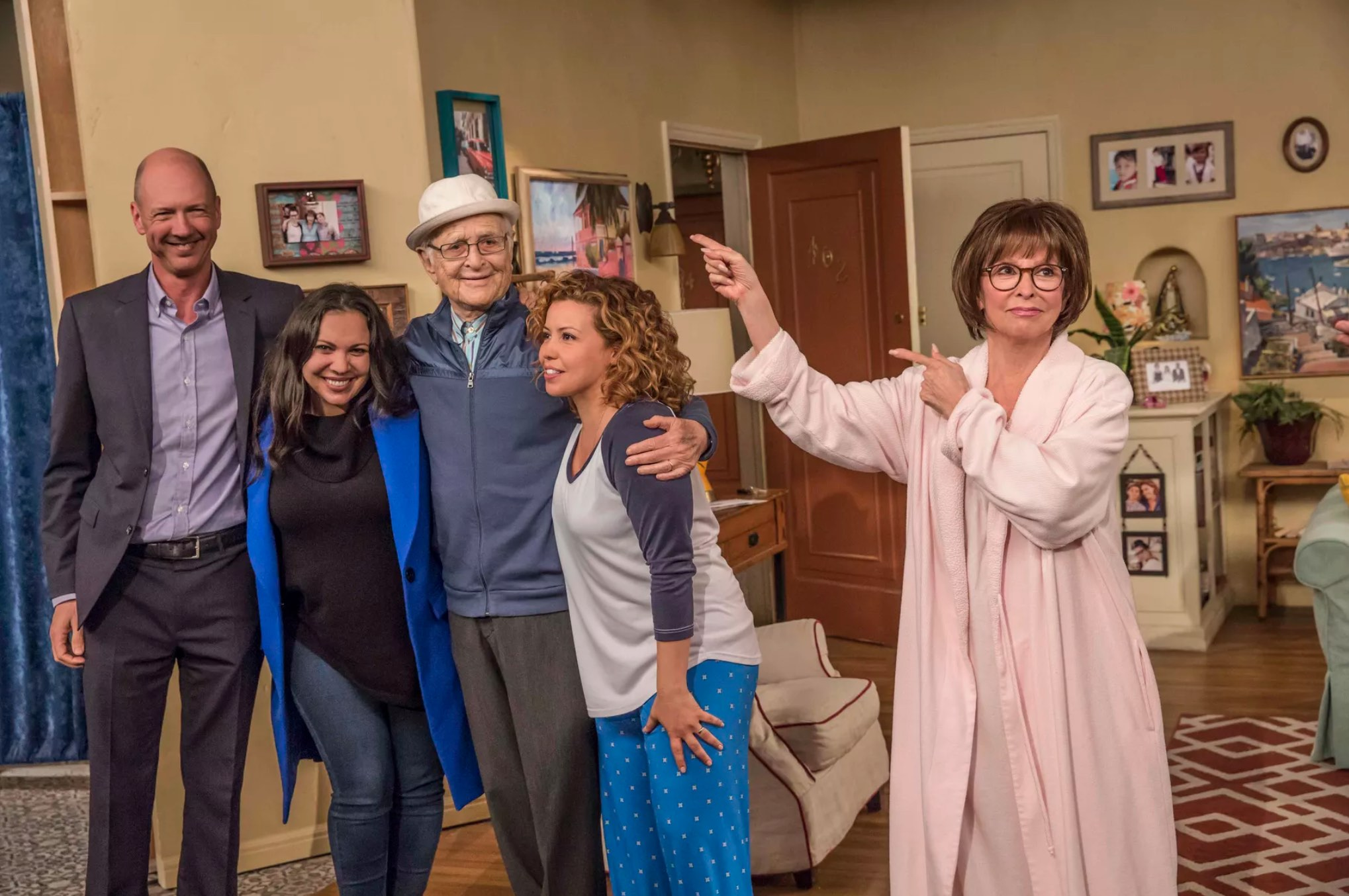 How 'One Day at a Time's Diverse Writers Room Creates Authentic Latino Narratives