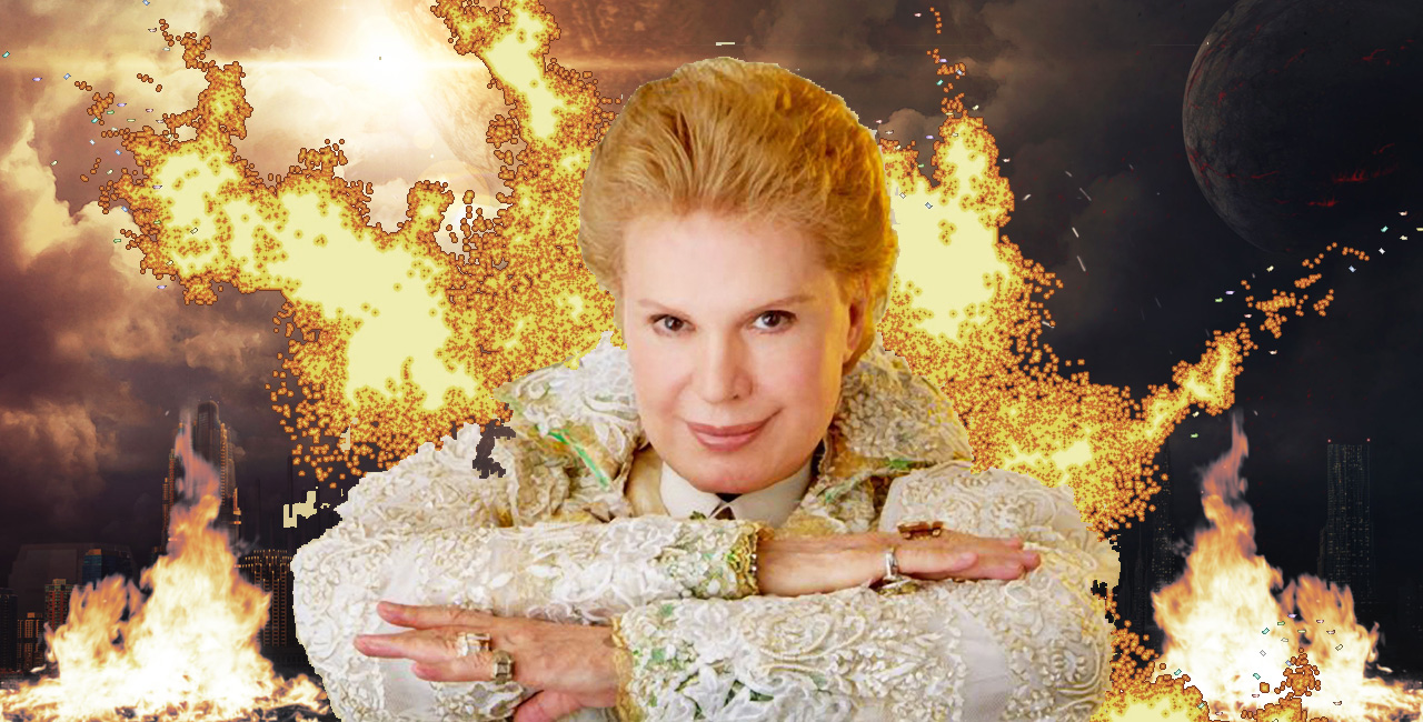 Walter Mercado & Other Spiritual Advisors Predict Some Hope for 2019