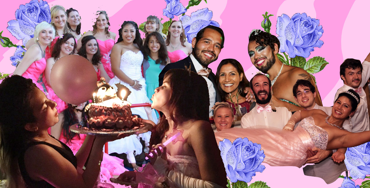 We Talked to 7 People Who Turned Their 30th Birthday Party Into a Doble Quinceañera
