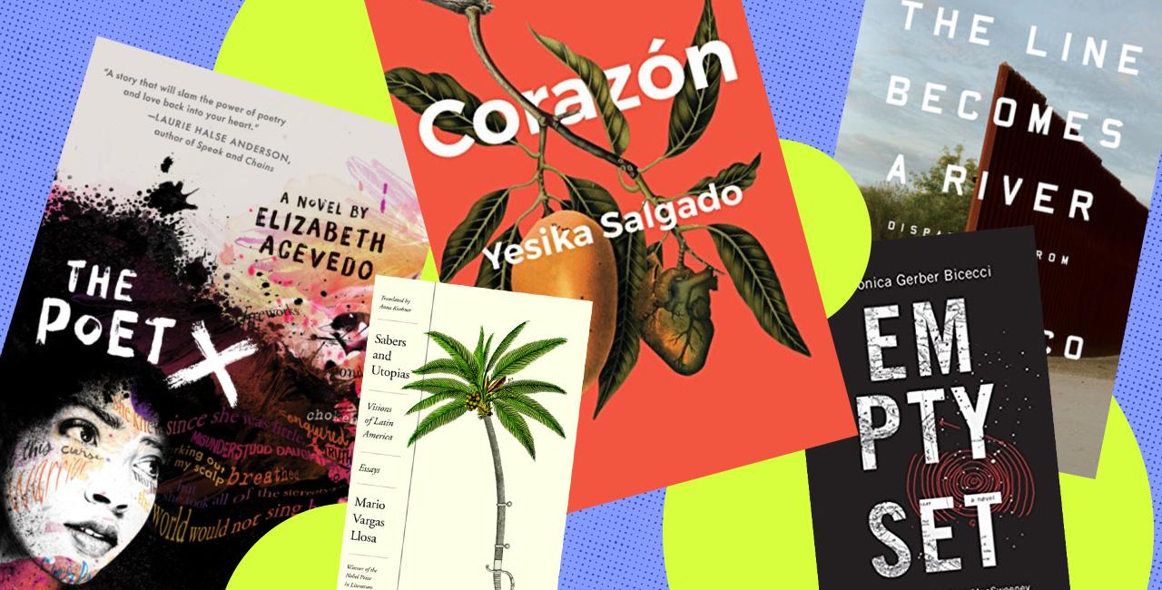 5 Books by Latino Writers You Should Read in 2018