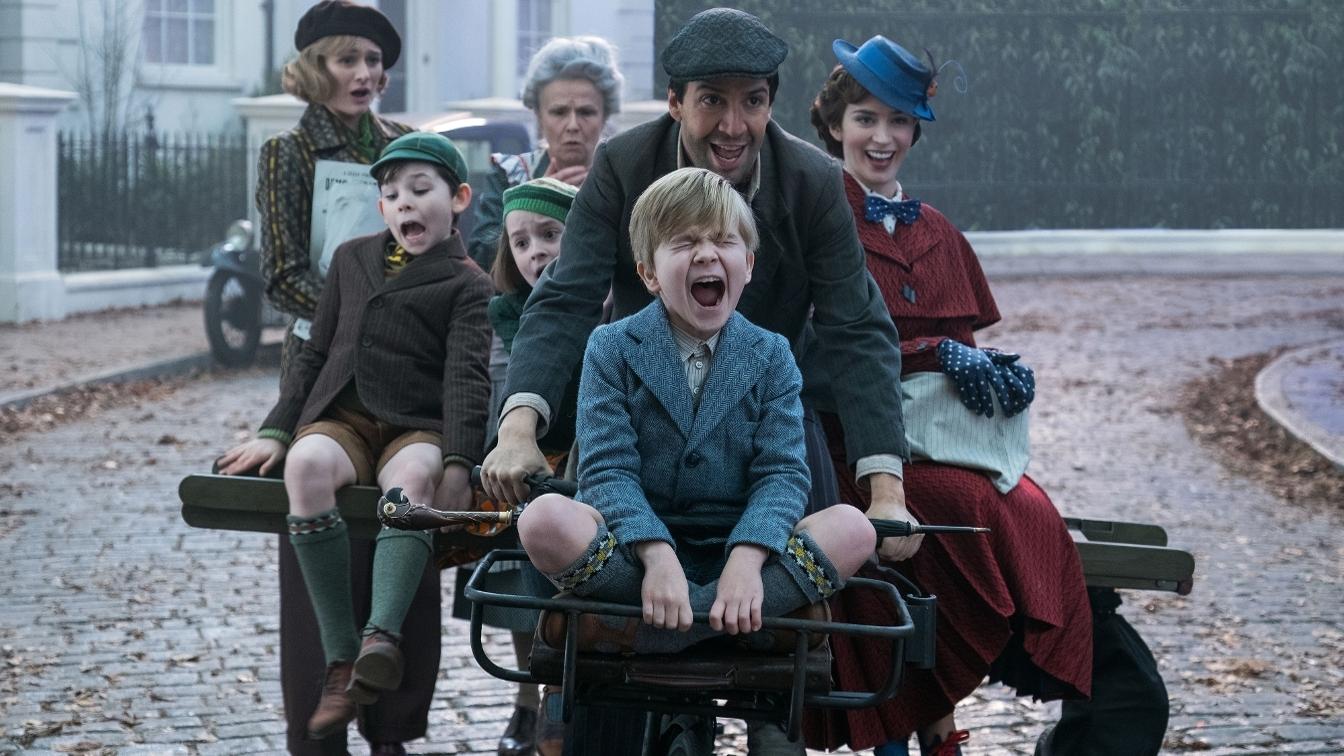 "Lin-Manuel Miranda On Watching the Original 'Mary Poppins': ""I Would Burst Into Tears"""