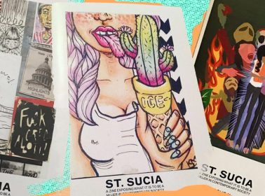 This Zine Captures the Taboo Conversations Young Latinas Have Behind Closed Doors