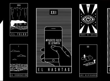 These 23 Tarot-Inspired Cards Are a Timeline of Puerto Rico's Humanitarian Crisis