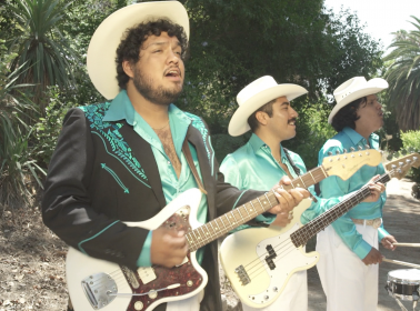 "Thee Commons' ""Camisa al Revés"" Video Is a Brilliantly Cheesy Ode to 90s Quinceañeras"